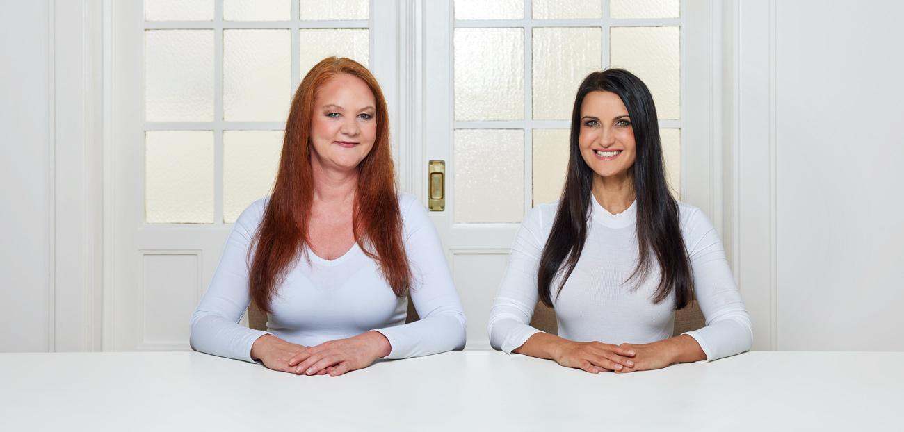 Medical Mobile Office - Inga und Jessica